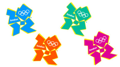 olympic london 2012 logo